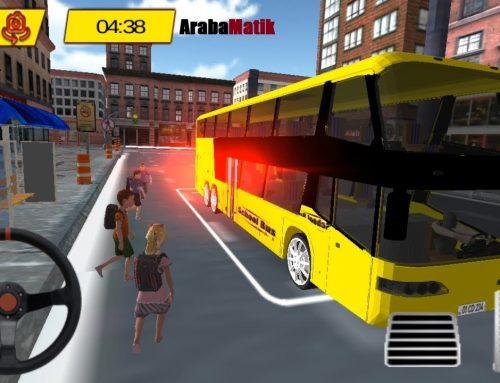En İyi ve Mobil Otobüs Sürme Oyunları